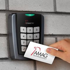 AMAG Card Readers